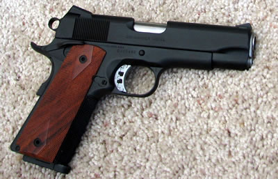 HCS Custom Gunsmithing Services - Other Custom Handguns
