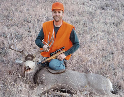Sako in 6BR - 175+ Colorado Mule Deer