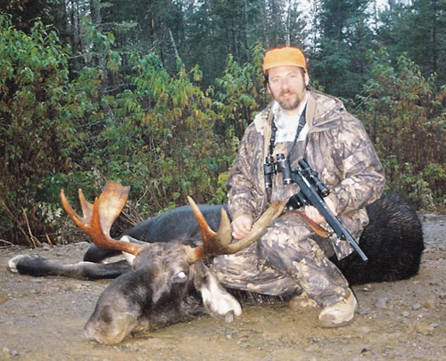 XP100 in 338 Mag - Maine Moose